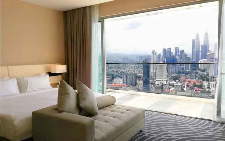 The Regalia Residences & Suites KLCC Kuala Lumpur - Double Or Twin Executive