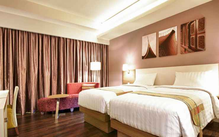 Mercure Padang Padang - Twin Superior Room With 2 Single Bed