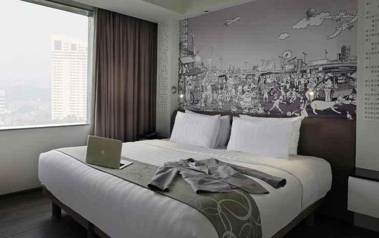 Mercure Jakarta Simatupang Jakarta - Double Superior Room 1 King-size Bed