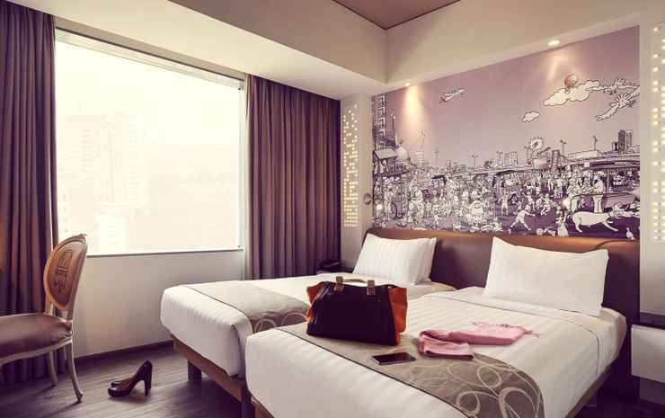 Mercure Jakarta Simatupang Jakarta - Twin Superior Room 2 Single Beds