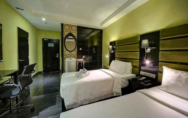 Arenaa Star Hotel Kuala Lumpur - Twin Superior
