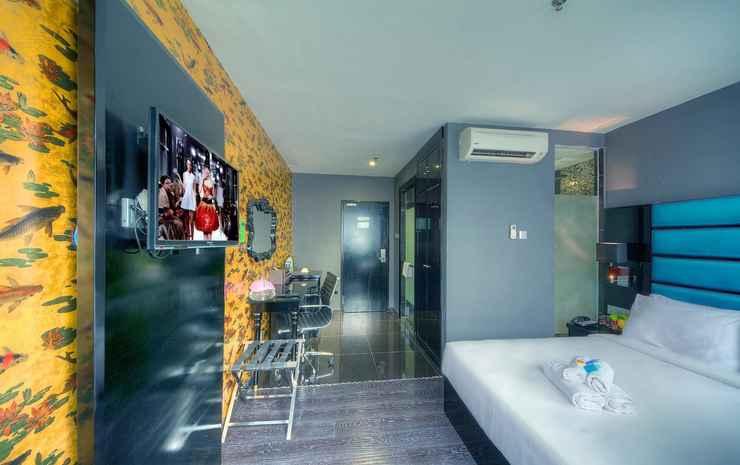 Arenaa Star Hotel Kuala Lumpur - Double Deluxe Star