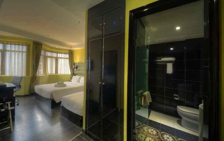 Arenaa Star Hotel Kuala Lumpur - Triple Family Star