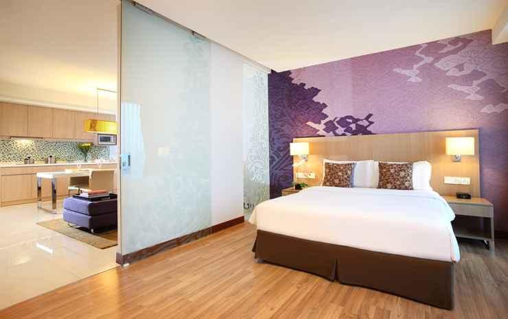 Citadines Rasuna Jakarta Jakarta - Apartment 1-bedroom Executive