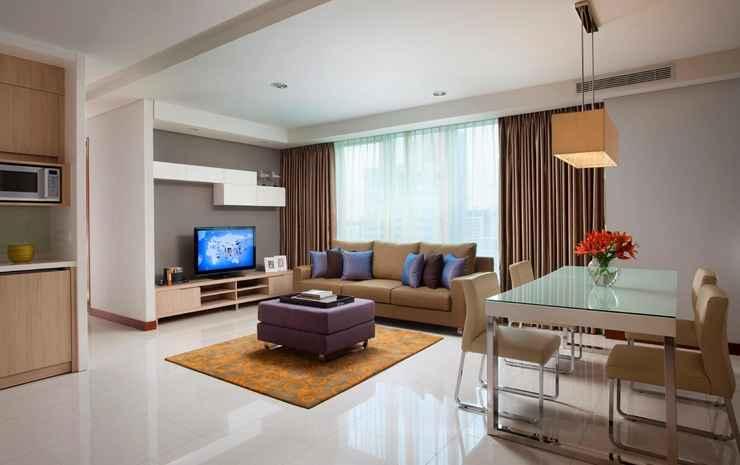 Citadines Rasuna Jakarta Jakarta - Apartment 2-bedroom Deluxe