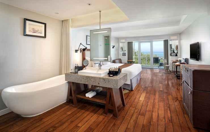 The Kuta Beach Heritage Hotel Bali - Managed By AccorHotels Bali - Suite Ranjang Ukuran King