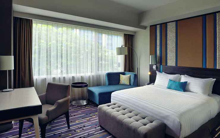 Mercure Serpong Alam Sutera Tangerang Selatan - Double Privilege Room With Double Bed
