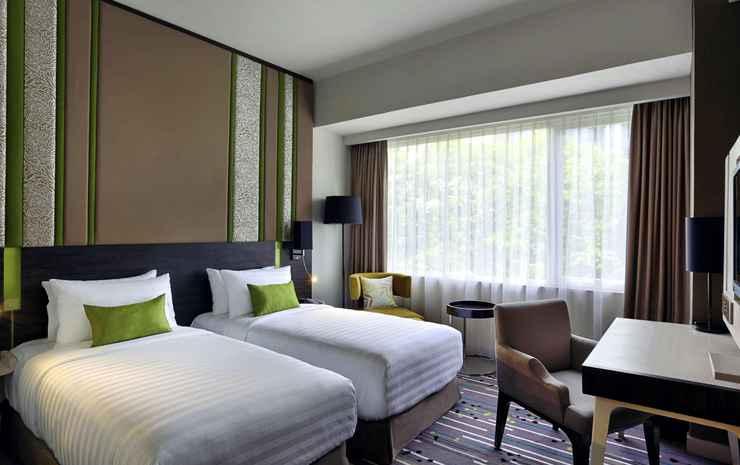 Mercure Serpong Alam Sutera Tangerang Selatan - Twin Superior Room With Twin Beds