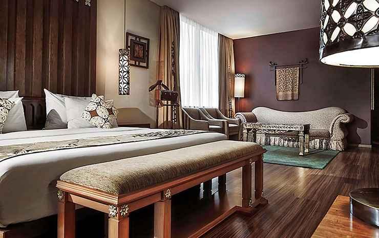 The Royal Surakarta Heritage Solo MGallery Collection Solo - Junior Suite Ranjang Ukuran King