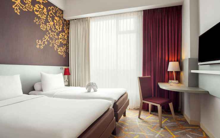 Ibis Styles Malang Malang - Twin Superior Room With 2 Single Bed