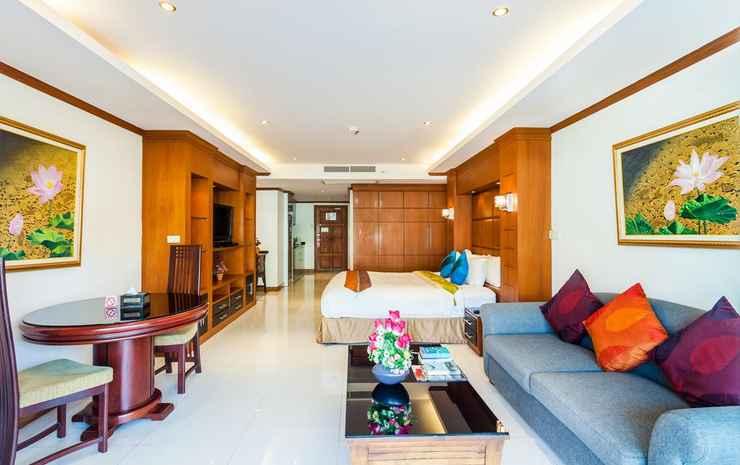 Tara Court Hotel Chonburi - Studio Standar