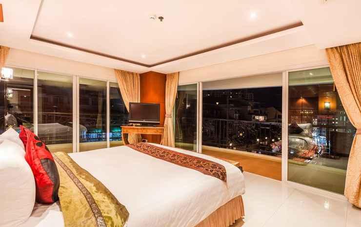 Tara Court Hotel Chonburi - Suite Satu Kamar