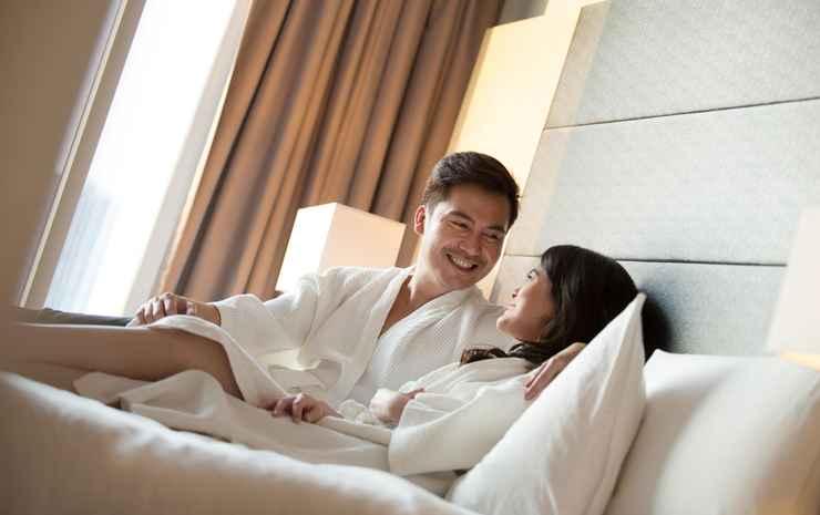 Holiday Inn Jakarta Kemayoran Jakarta - Twin Bebas-rokok