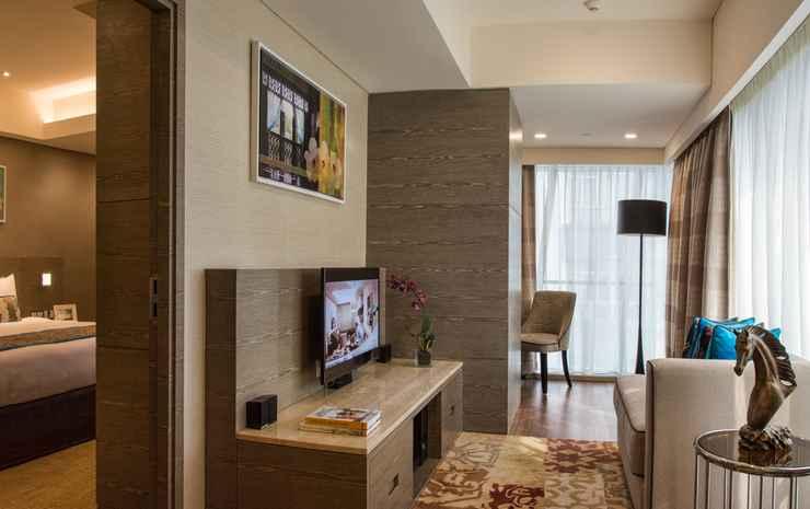 Ascott Sentral Kuala Lumpur Kuala Lumpur - Apartment 1-bedroom Executive