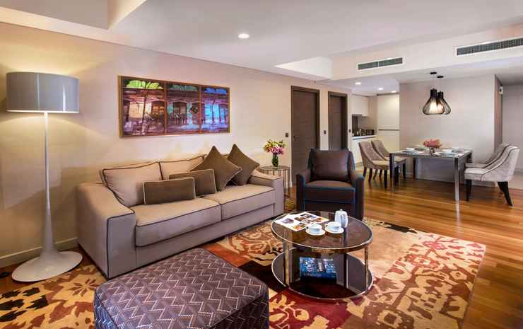 Ascott Sentral Kuala Lumpur Kuala Lumpur - Apartment 1-bedroom Premier
