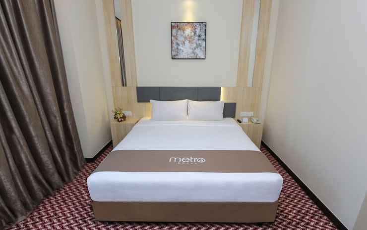 Metro Hotel Bukit Bintang Kuala Lumpur - Double Superior