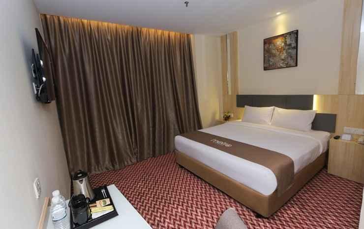 Metro Hotel Bukit Bintang Kuala Lumpur - Double Deluks