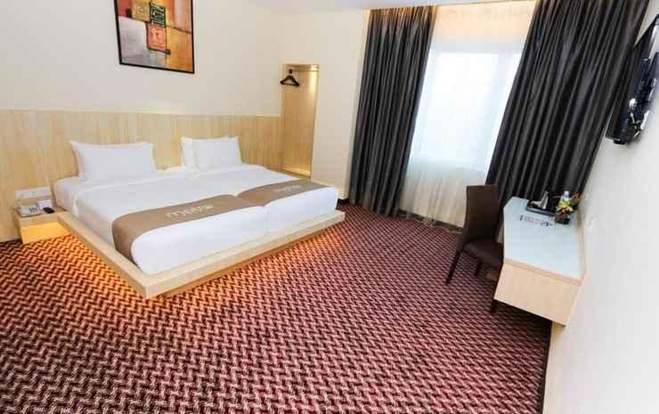 Metro Hotel Bukit Bintang Kuala Lumpur - Double Deluks Eksekutif