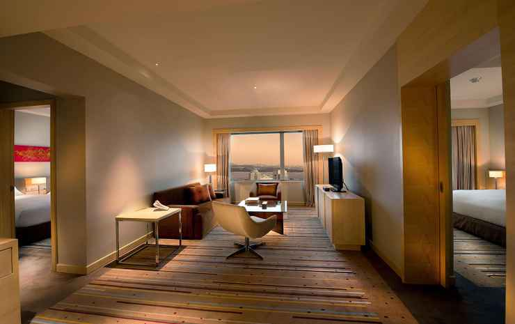 DoubleTree by Hilton Hotel Johor Bahru Johor - Suite 2 Bedroom Deluxe Family Suite W/lounge Access