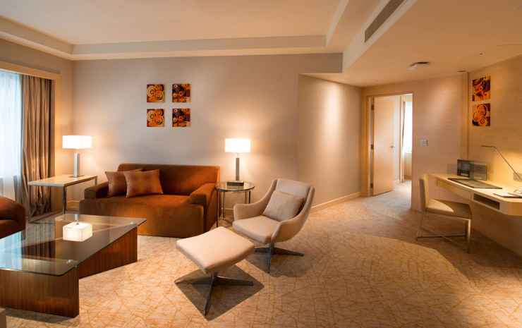 DoubleTree by Hilton Hotel Johor Bahru Johor - Suite King One Bedroom Suite W/ Lounge Access