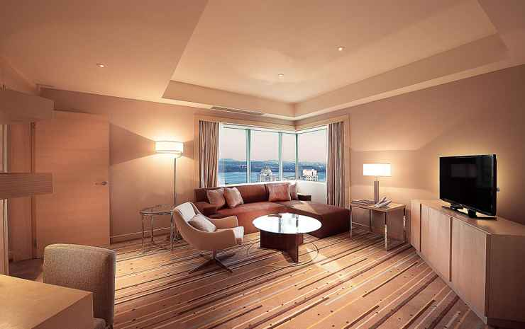 DoubleTree by Hilton Hotel Johor Bahru Johor - Suite King One Bedroom Deluxe Suite W/lounge Access