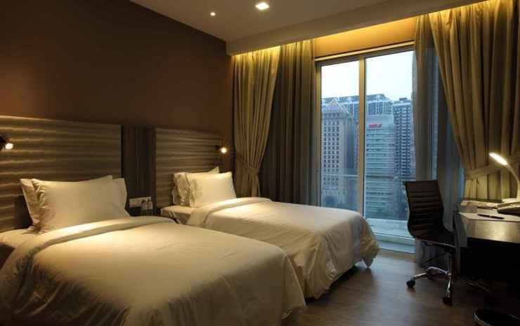 Ramada Suites by Wyndham Kuala Lumpur City Centre Kuala Lumpur - Double Executive Studio