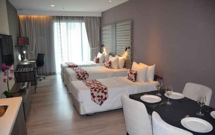 Ramada Suites by Wyndham Kuala Lumpur City Centre Kuala Lumpur - Studio Triple