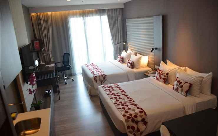 Ramada Suites by Wyndham Kuala Lumpur City Centre Kuala Lumpur - Studio Quadruple