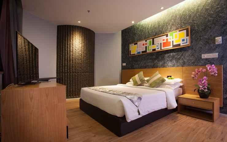de King Boutique Hotel KLCC (Rebranded Le Apple Boutique Hotel KLCC) Kuala Lumpur - Double Deluxe Queen Bed