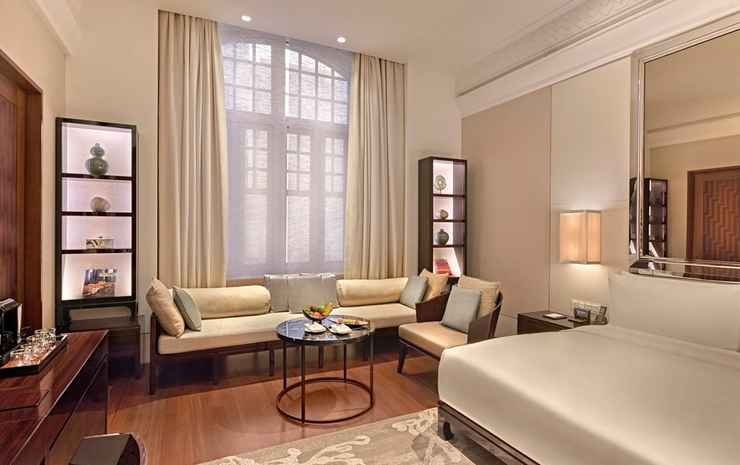 The Capitol Kempinski Hotel Singapore Singapore - Double Grand Deluxe Room King