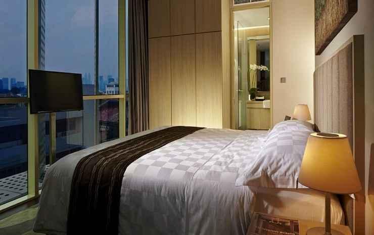 Fraser Residence Menteng Jakarta Jakarta - Apartment Two Bedroom Executive