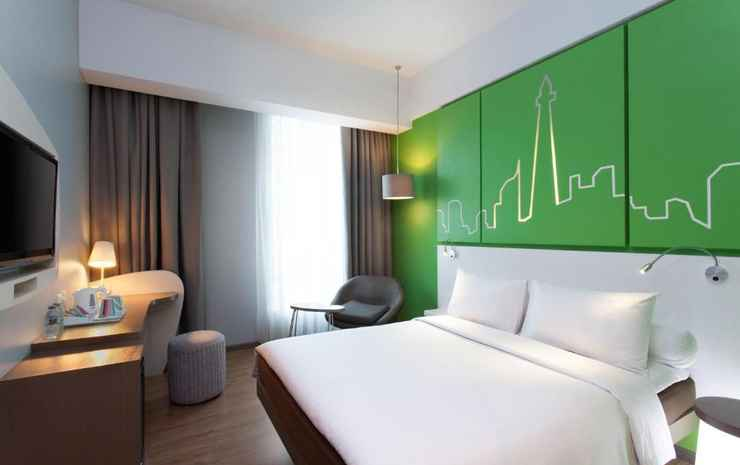 All Seasons Jakarta Thamrin Jakarta - Double Superior Room With 1 New Fluffy Bedding Queensize