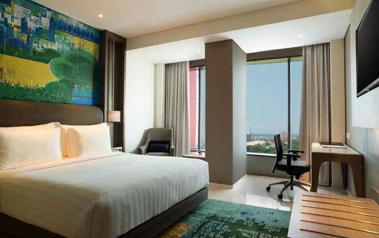 Grand Mercure Jakarta Kemayoran Jakarta - Double Deluxe Room With 1 King Size Bed