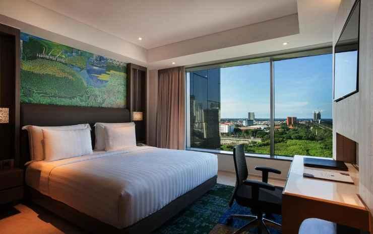 Grand Mercure Jakarta Kemayoran Jakarta - Double Executive Room With 1 King Size Bed
