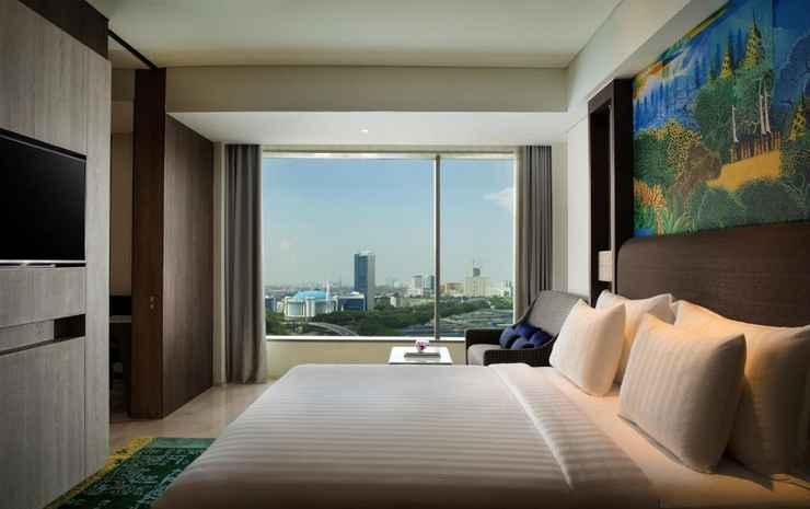Grand Mercure Jakarta Kemayoran Jakarta - Suite Business Suite With 1 King Size Bed