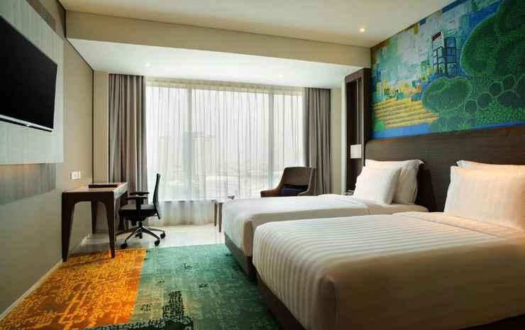 Grand Mercure Jakarta Kemayoran Jakarta - Twin Deluxe Room With 2 Single Beds