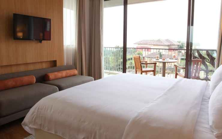 Pesona Alam Resort & Spa Puncak - Double Deluxe