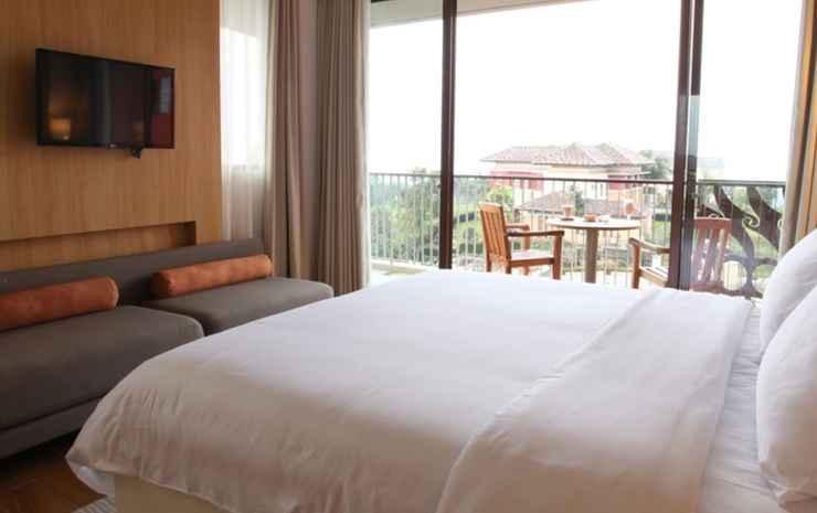 Pesona Alam Resort & Spa Puncak - Double Deluxe Mountain View