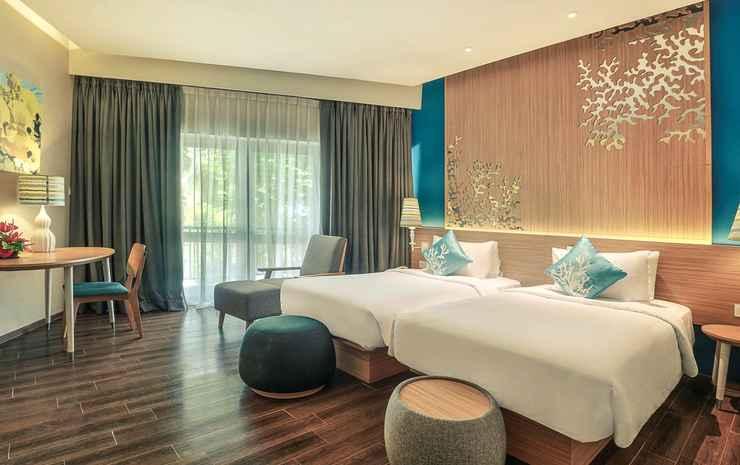Mercure Manado Tateli Beach Resort Minahasa - Twin Deluxe Garden Terrace With Two Single Beds