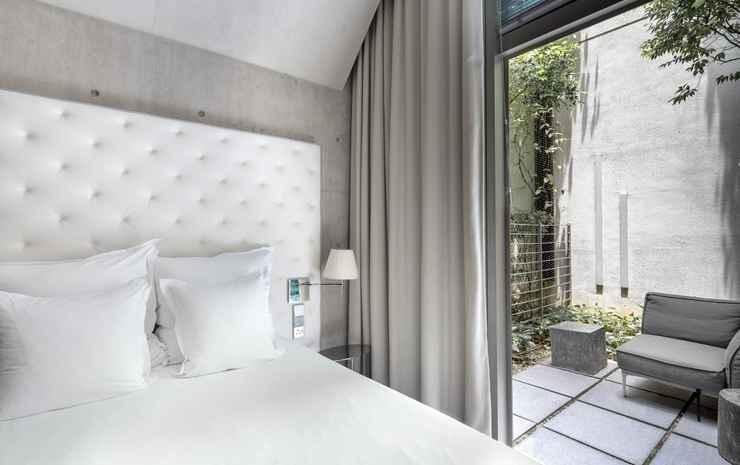 M Social Singapore Singapore - Double Alcove Terrace Queen