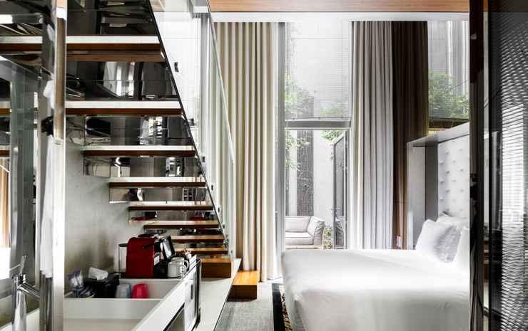 M Social Singapore Singapore - Double Loft Terrace Queen With Terrace