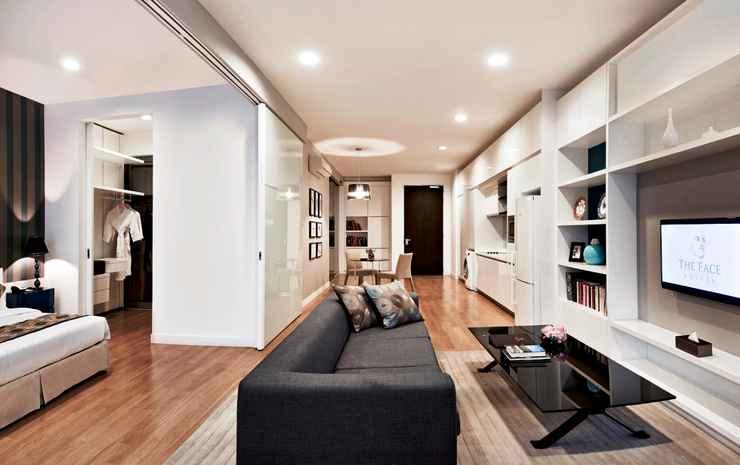 The Face Suites Kuala Lumpur Kuala Lumpur - Apartemen Premier Satu Kamar Tidur