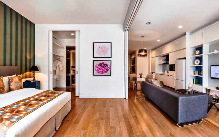 The Face Suites Kuala Lumpur Kuala Lumpur - Apartemen Superior Satu Kamar Tidur