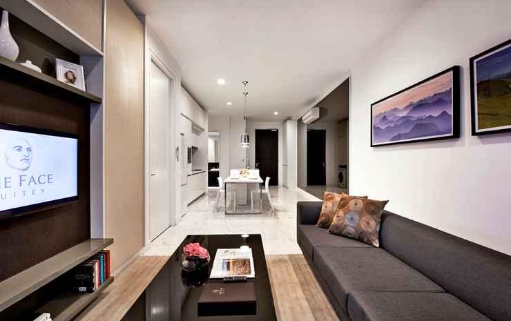 The Face Suites Kuala Lumpur Kuala Lumpur - Apartemen Deluks Dua Kamar Tidur