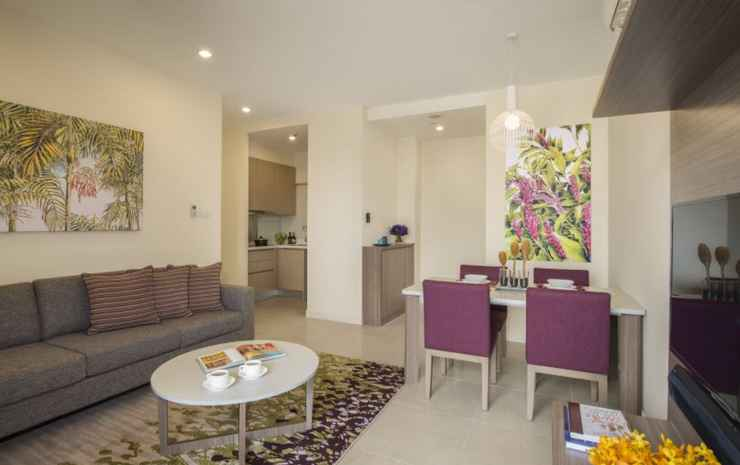 Somerset Medini Iskandar Puteri Johor - Apartment 2-bedroom Premier
