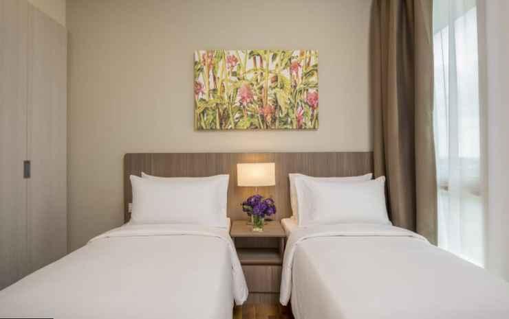 Somerset Medini Iskandar Puteri Johor - Apartment 3-bedroom Premier