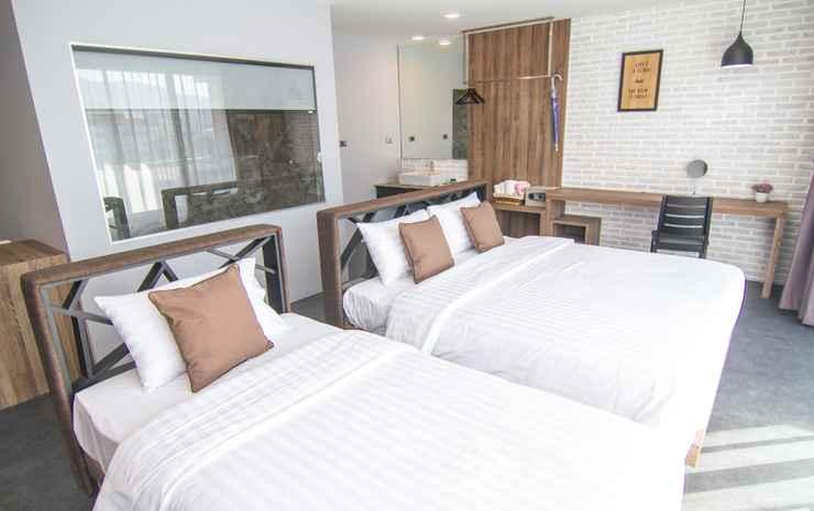 X2 Vibe Chiang Mai Decem Hotel Chiang Mai - Triple Deluxe Grand