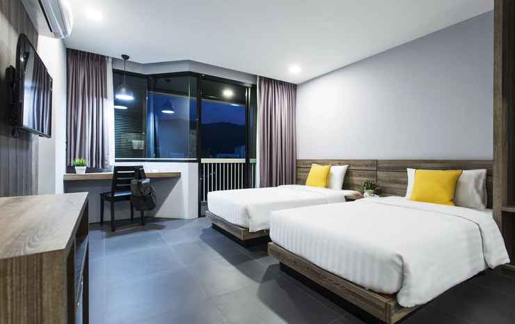 X2 Vibe Chiang Mai Decem Hotel Chiang Mai - Double Or Twin Deluxe