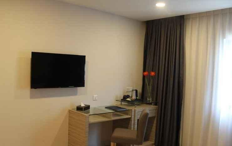 NU Hotel @ KL Sentral Kuala Lumpur - Double Deluks