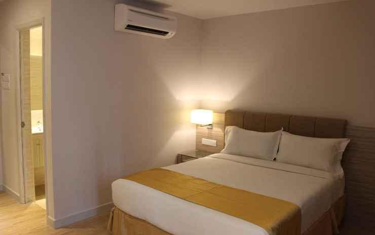 NU Hotel @ KL Sentral Kuala Lumpur - Double Superior